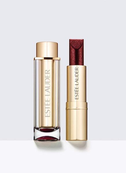 """""""Pocket Venus"""": Einer von 30 neuen Lippenstiften, die es seit April bei Estée Lauder in transparenter Hülle gibt"""