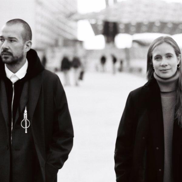Das neue Kreativ-Duo bei Jil Sander