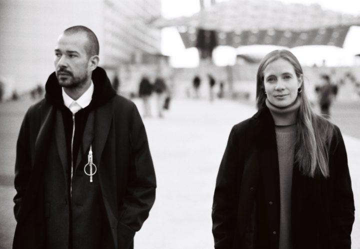 Lucie und Luke Meier