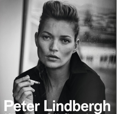 "Peter Lindbergh: ""The beginning of the end of photography"""