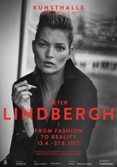 Kate Moss, Paris, 2015 Vogue Italia Peter Lindbergh
