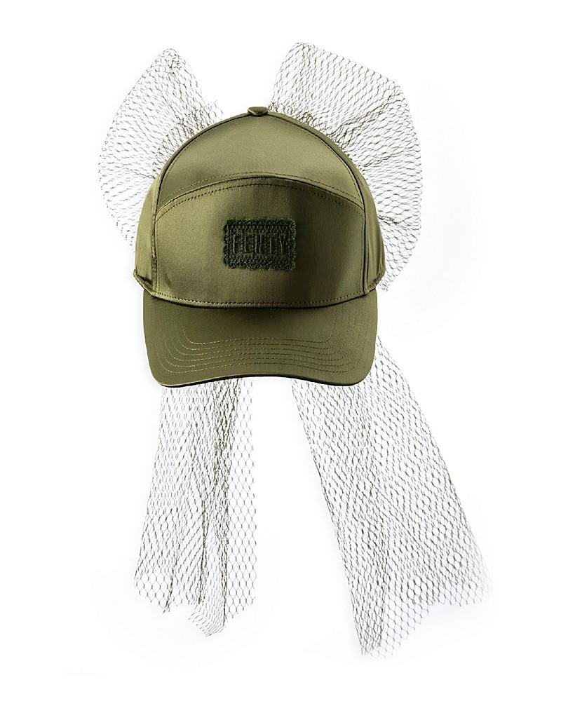 Baseball-Cap aus der Kollektion FENTY Puma x Rihanna. Um 100 Euro.