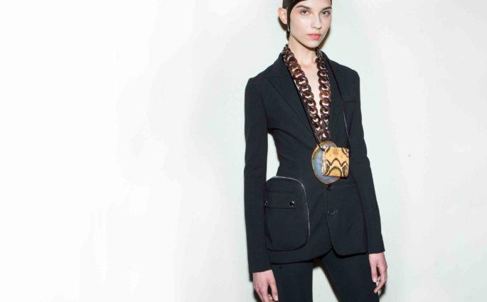 Modetrend 2017 Brustbeutel