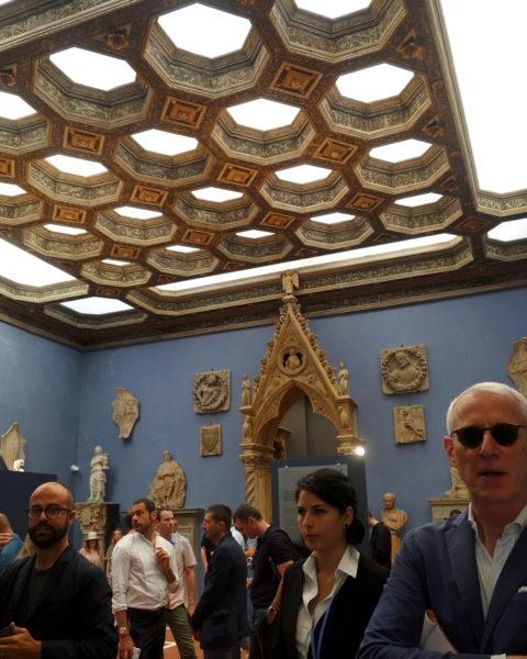 Fashionshow im Museo Stefano Bardini: Kollektion von Frederico Curradi