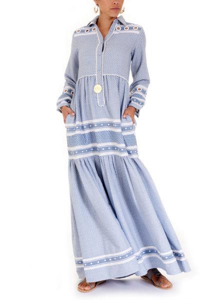 Langes Baumwollkleid von Dodo Bar Or