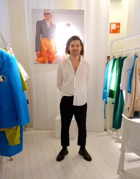 Label to watch aus Australien: Ex Finitas Designer Lukas Vincent