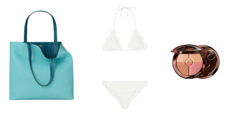 Hermes Marysa Bikini Modepilot Guerlain Puder Terrakotta