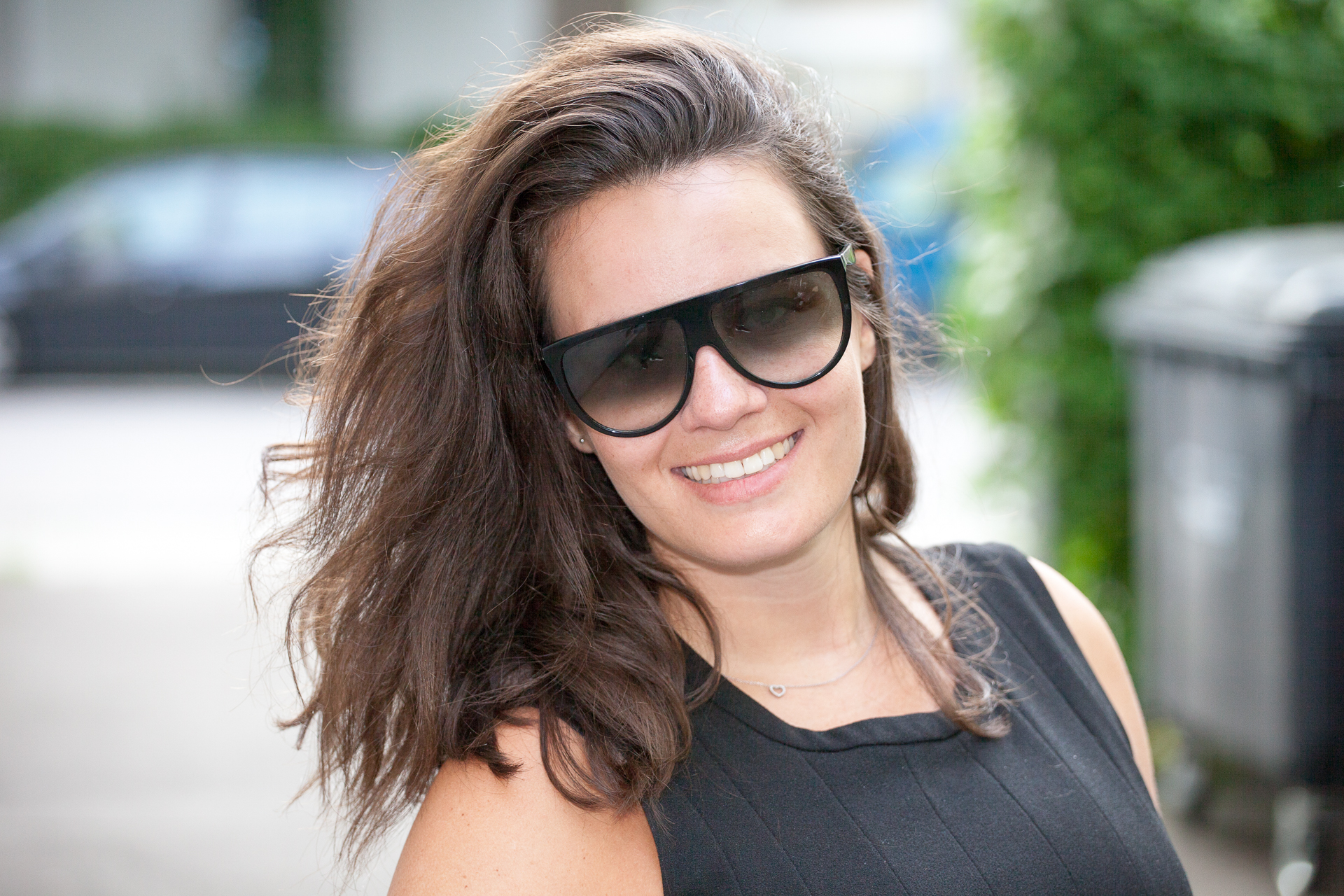 von braun auf blond ich traue mich. Black Bedroom Furniture Sets. Home Design Ideas