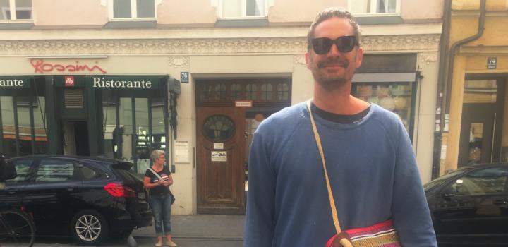 Street Style des Tages: Niels Jäger