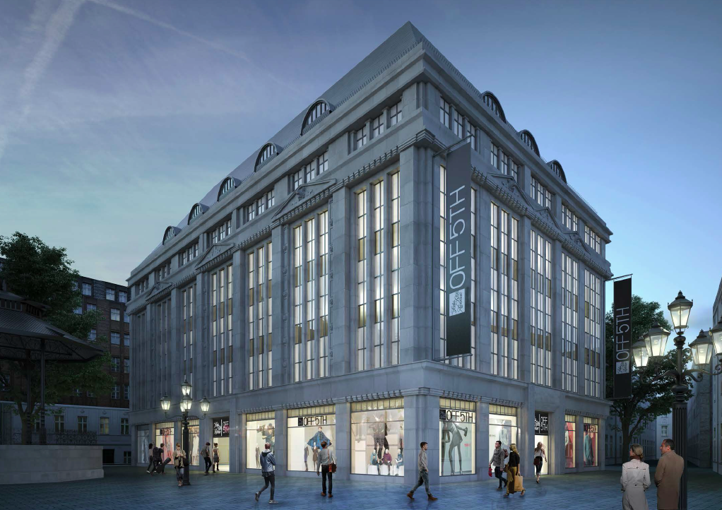 Saks Off Fifth Duesseldorf Modepilot Opening