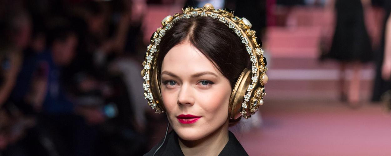 Fashion Hits Songs Playlist Modepilot Dolce Gabbana Headphones Kopfhoerer