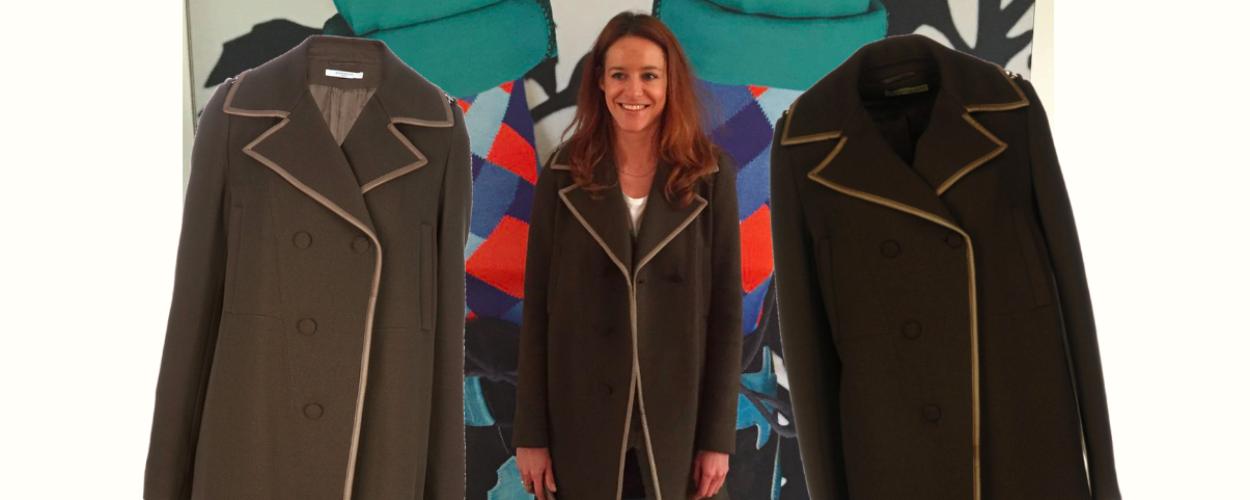 Mantel coat Givenchy Balenciaga gate Modepilot