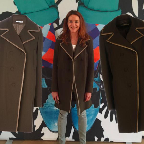 Ein Mantel, zwei Labels: Givenchy & Balenciaga