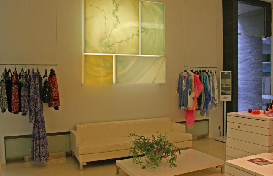 Der Shop-in-Shop von Miriam am Neuen Wall