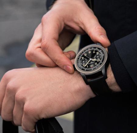 Die Smartwatch mit Manufaktur-Charakter
