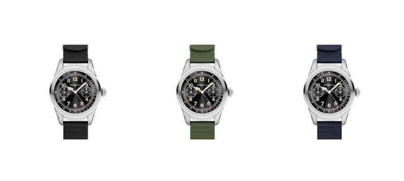 Montblanc Summit Smartwatch Uhr Modepilot