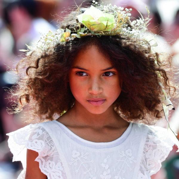Bonpoint: die niedlichste Fashionshow