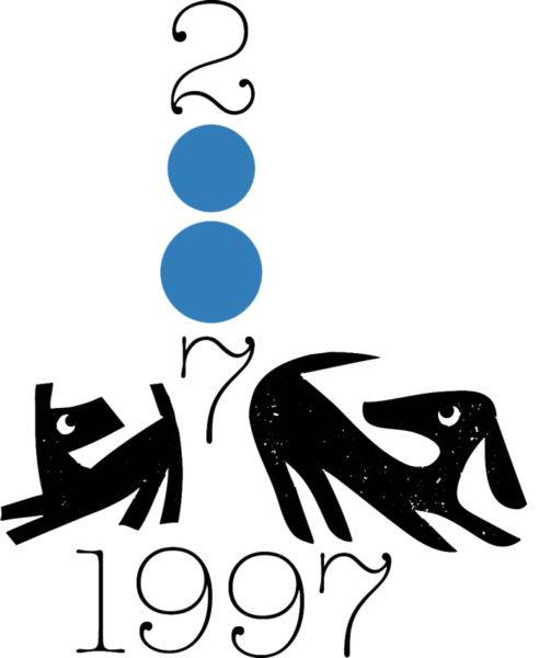 Logo zum 10. Geburtstag