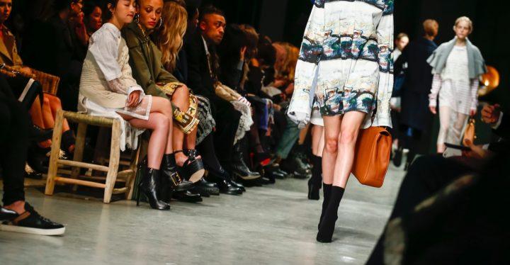 schwarze Stiefelette Burberry Modepilot booties 2017 2018