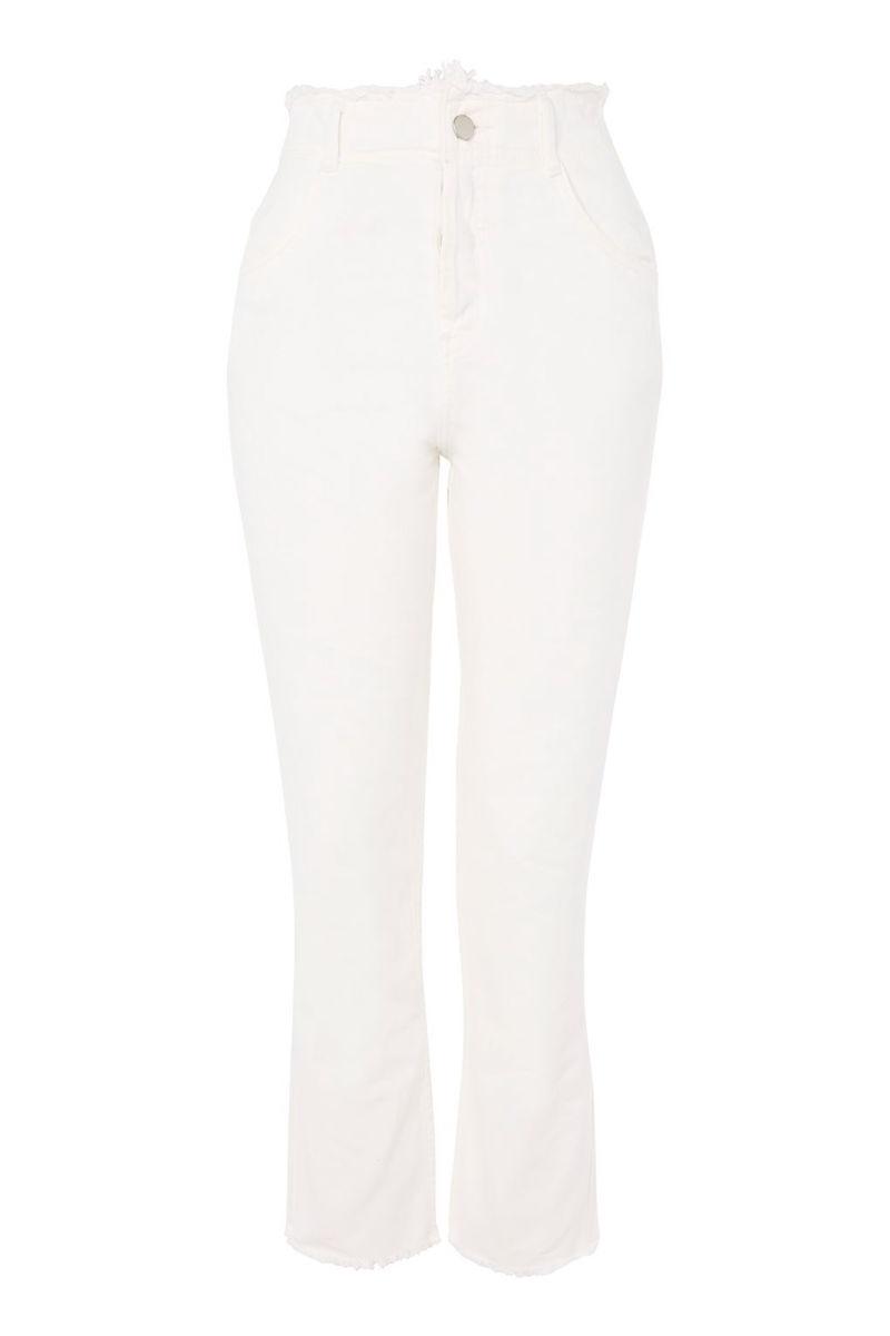 Jeans High Waist Topshop Boutque Modepilot