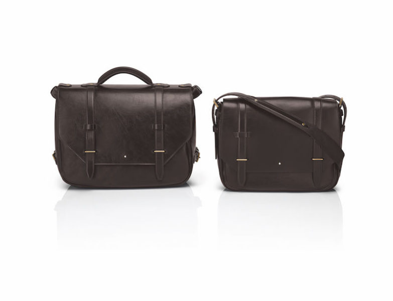Messenger-Bags aus der 1926 Montblanc Heritage-Kollektion