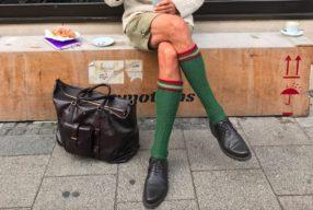 Montblanc Weekender Vintage Modepilot Herren Leder Blog
