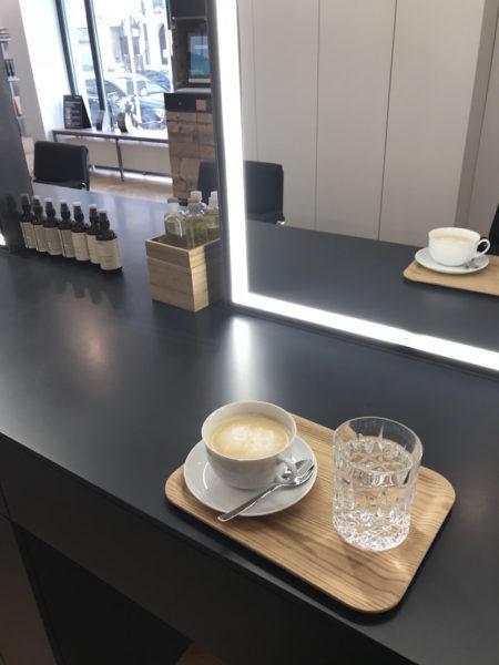 Cappuccino so viel man möchte – das war, glaube ich, meine dritte Tasse