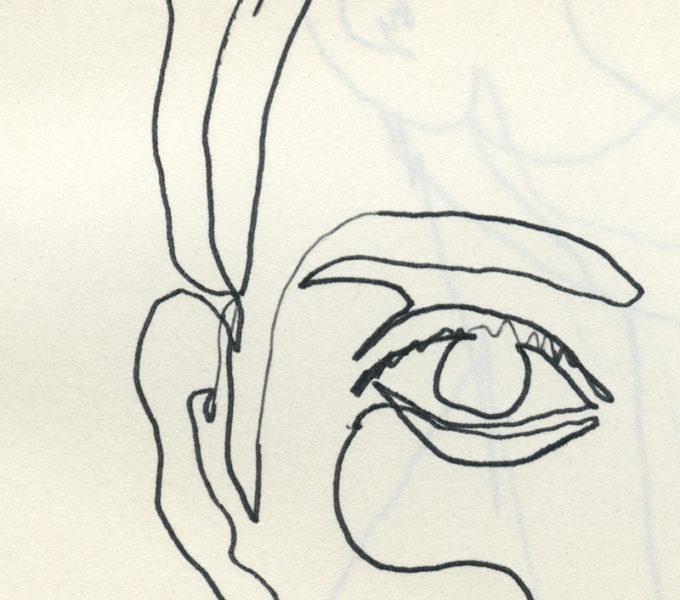 Das Original im Sketchbook von Annes Bil