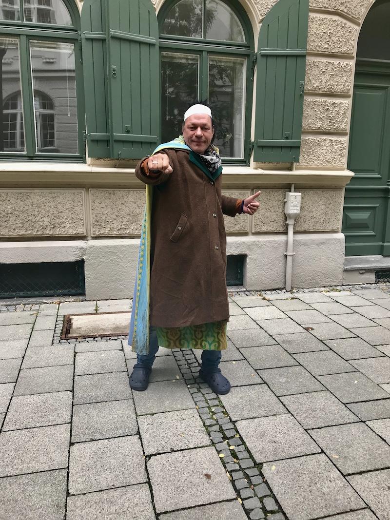 Street Style Modepilot Herren München Modepilot Jürgen