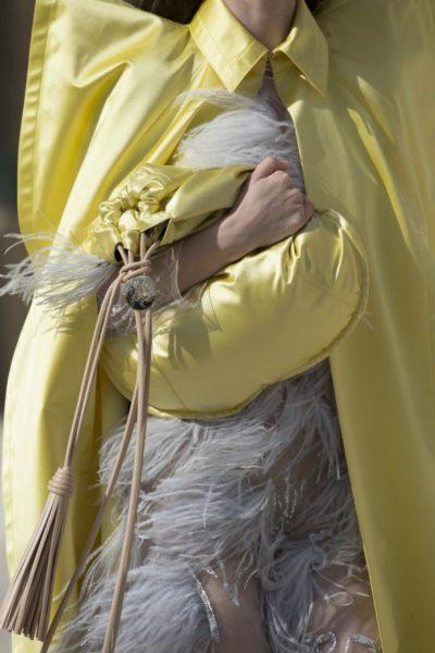 Schönes Beuteldesign von Nina Ricci