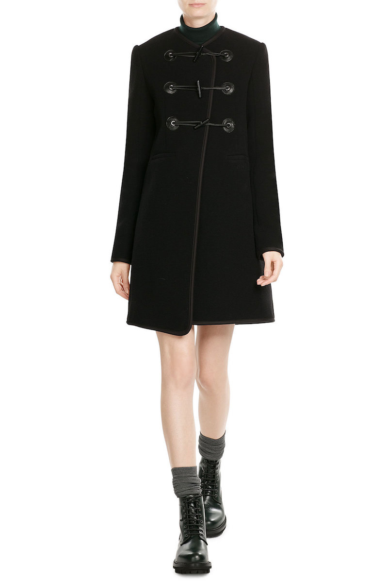 Carven Mantel Wolle Modepilot