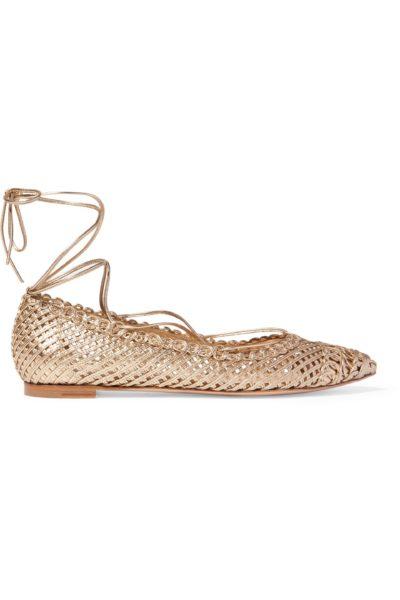 Schuhe von Gianvito Rossi, circa 216 Euro