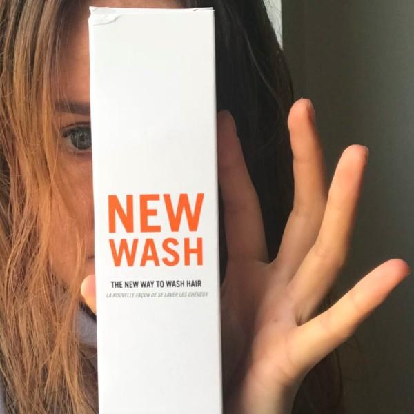 New Wash Test: Meine ersten Erfahrungen