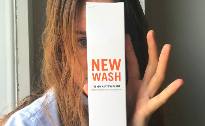 New Wash Shampoo Test Modepilot