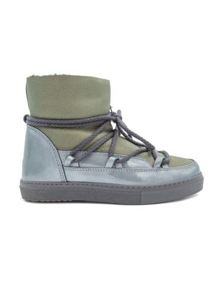 "Der Sneaker ""Petrol Gloss"" von Inuikii, circa 269 Euro"