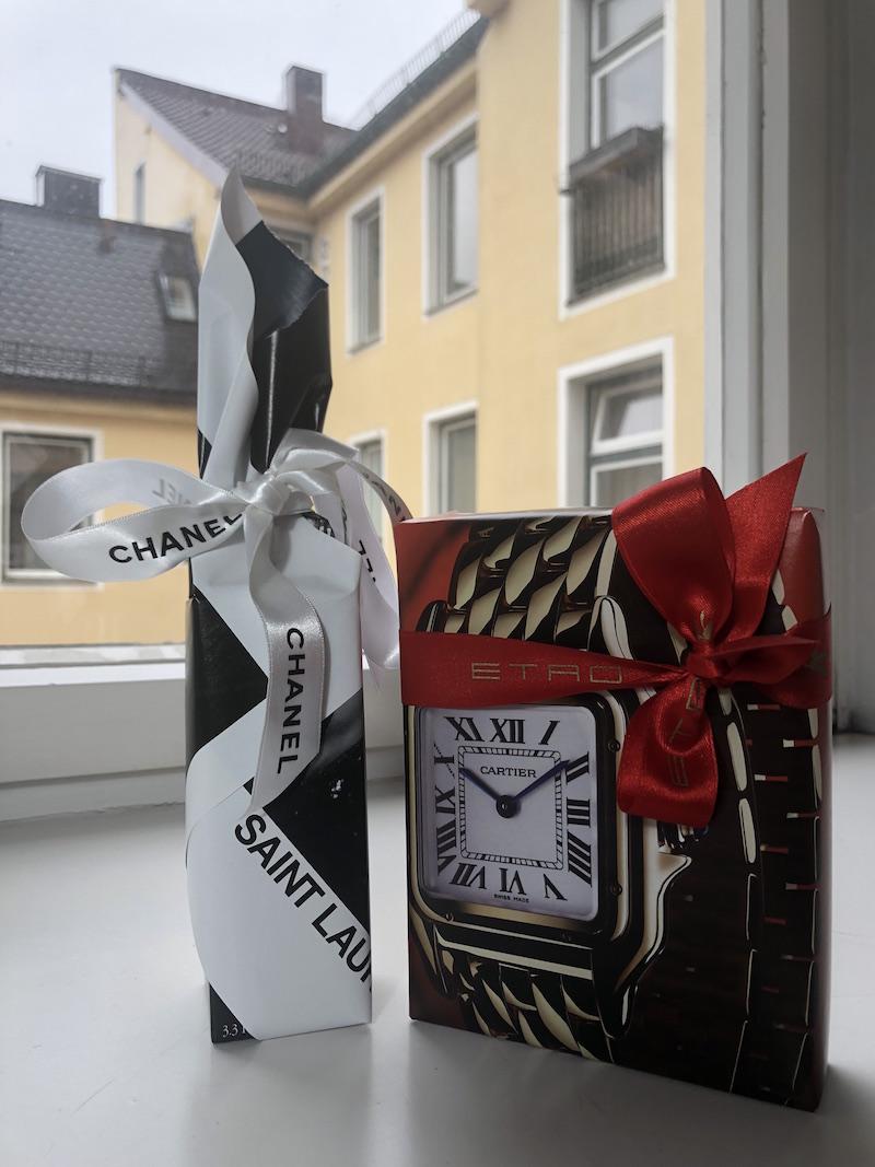 Weihnachtsgeschenke 2017 Verpackung Umweltschonend billig verwertung Modepilot Wegwerf kultuer