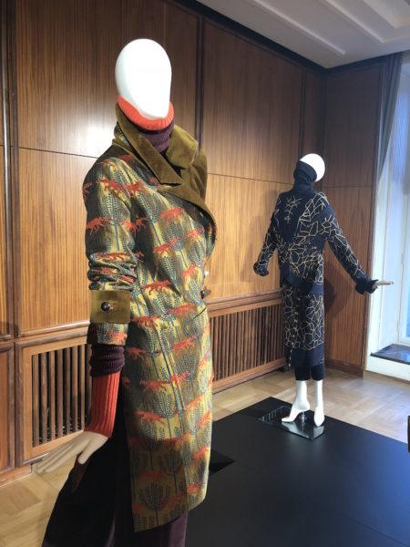 Zwei Outfits von Antonia Zander