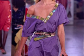 Bottega Veneta Lila Violett Sommer 2018 Modepilot