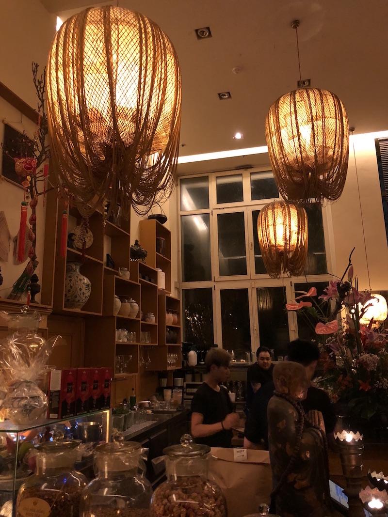 Chen Che Modepilot Berlin Rosenthaler Strasse Hinterhof