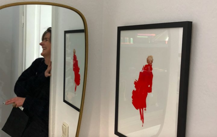 Justine Nessi Handtaschen Tuerkenstrasse handmade Cityguide Tipp Atelier