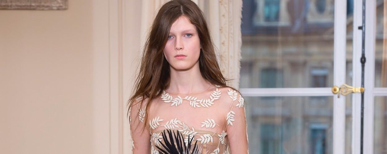 Schiaparelli Haute Couture 2018 Modepilot Nude