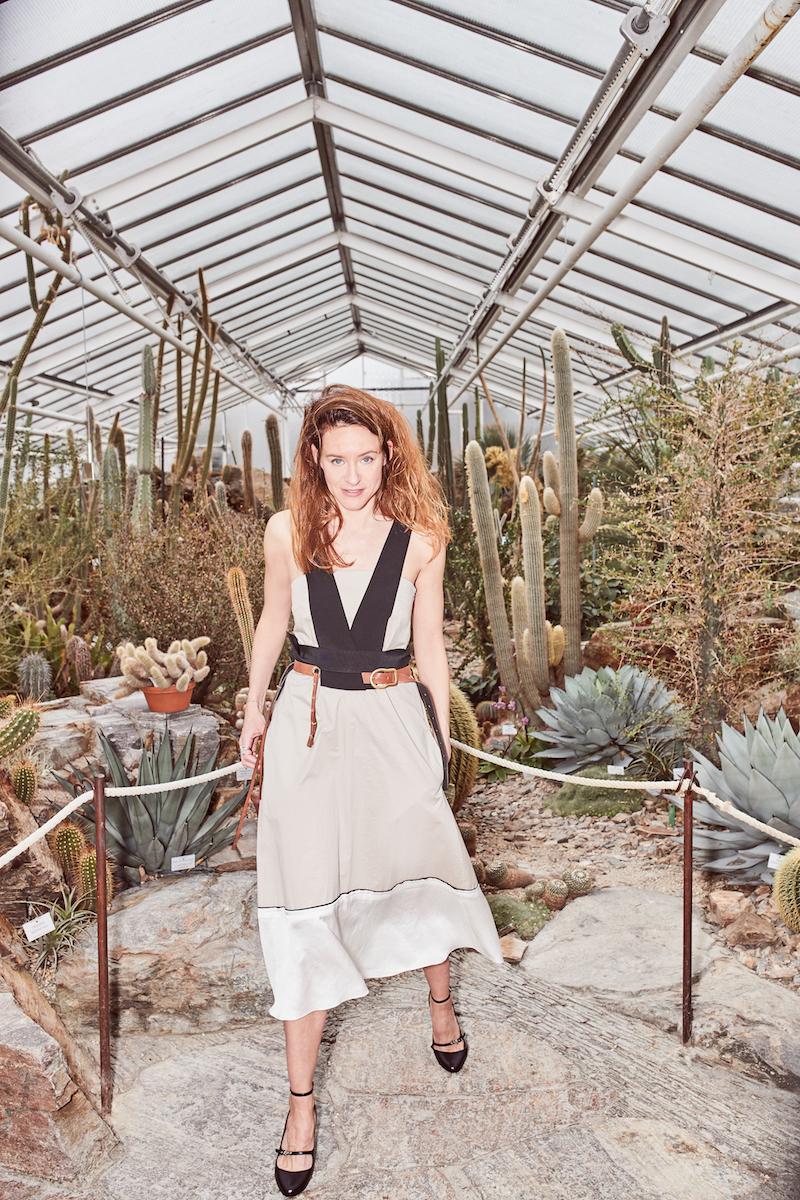 Dorothee Schumacher Modepilot Botansicher Garten Kopie