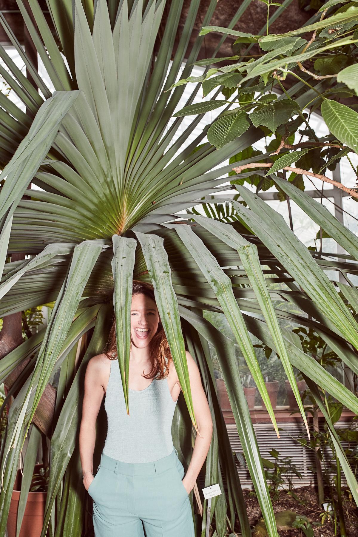 Samsoe Samsoe Botanischer Garten Modepilot Kopie