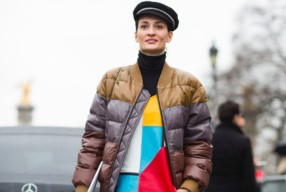 Street Style Paris Chanel Haute Couture Modepilot