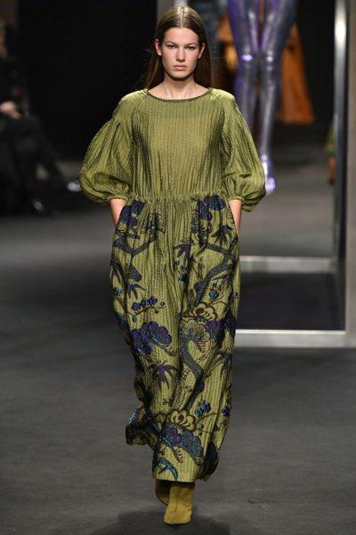 Kleid bei Alberta Ferretti