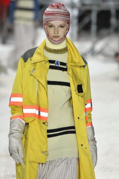 Calvin Klein, Herbst/Winter 2018/19