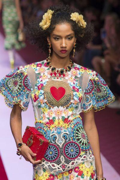 Dolce & Gabbana, Sommer 2018