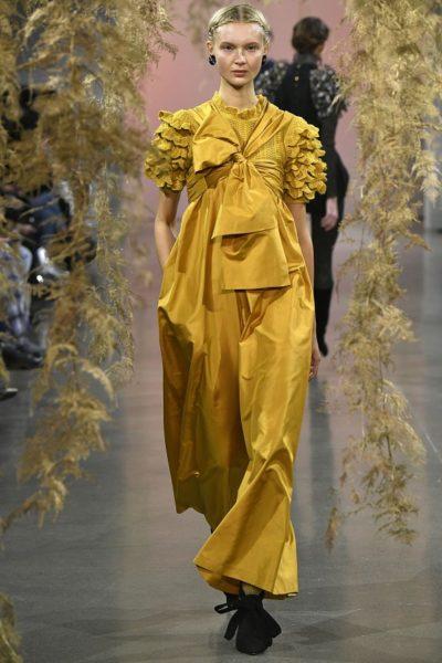 Herbst/Winterkleid von Ulla Johnson