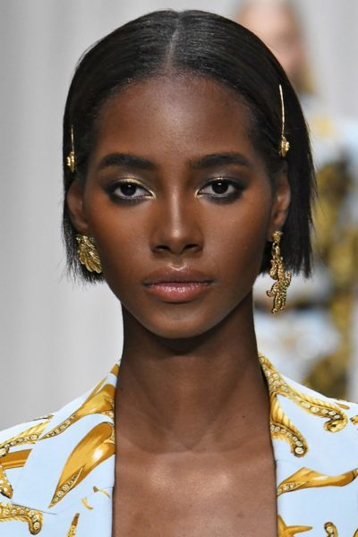 Tami Williams in Versace, Sommer 2018