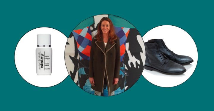 Kathrin Bierling Basics Modepilot Marsèll Sisley Cosmetics